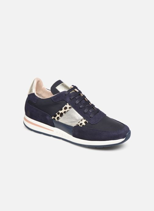 Trainers Piola CALLAO Black detailed view/ Pair view