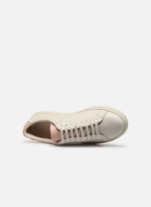 Trainers Piola HUARAZ FEMME White view from the left