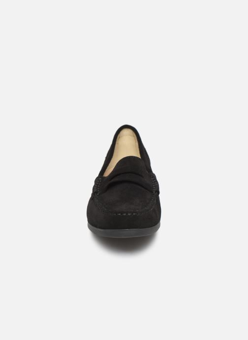 Loafers Hirica Queen C Black model view