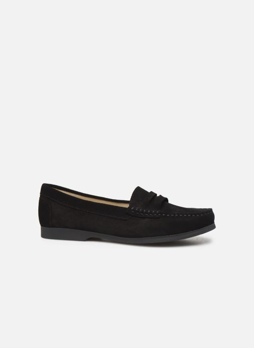Loafers Hirica Queen C Black back view