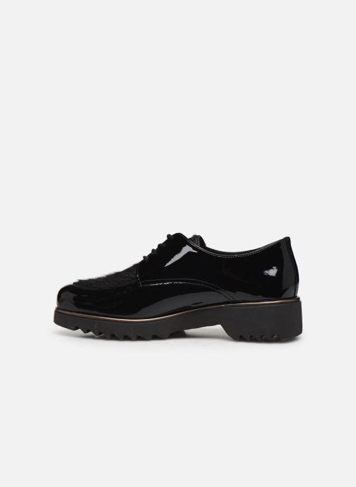Chaussures à lacets Hirica Oceane C Noir vue face