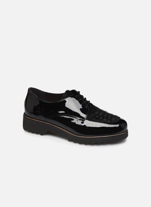 Chaussures à lacets Hirica Oceane C Noir vue détail/paire