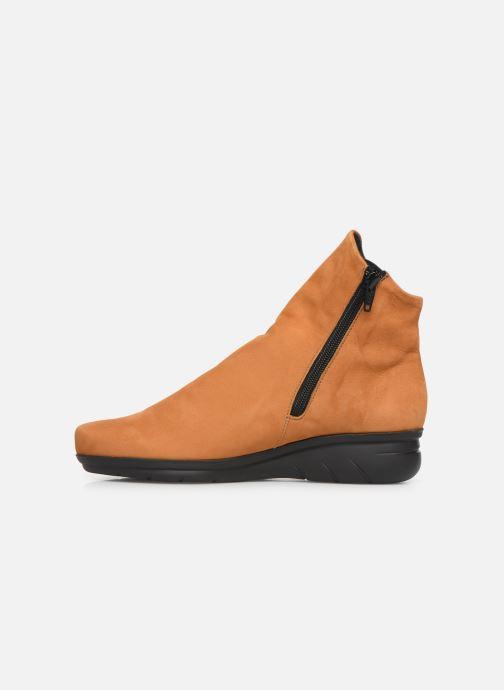 Stiefeletten & Boots Hirica Dayton C gelb ansicht von vorne