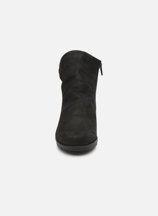 Stiefeletten & Boots Hirica Dayton C schwarz schuhe getragen
