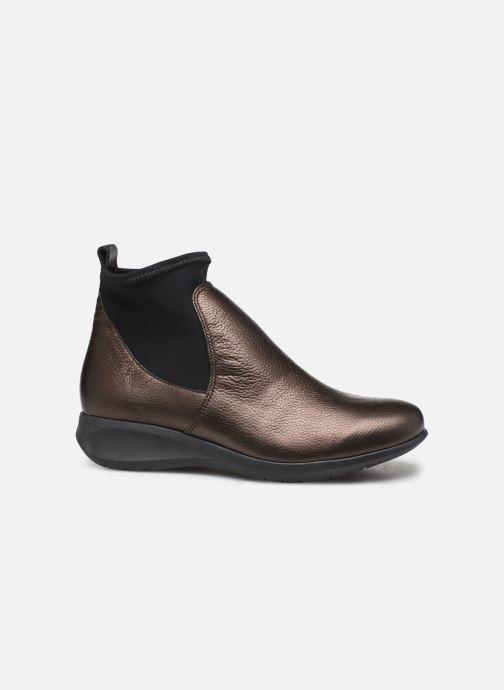 Boots en enkellaarsjes Hirica Sacha C Bruin achterkant