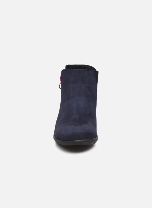 Boots en enkellaarsjes Hirica Sofia C Blauw model