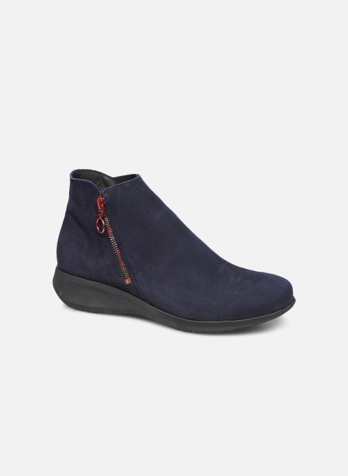 Boots en enkellaarsjes Hirica Sofia C Blauw detail