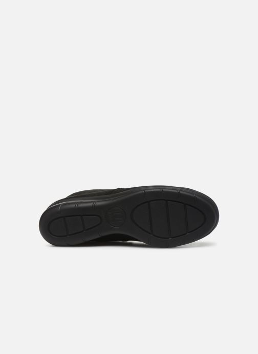 Stiefeletten & Boots Hirica Derby C schwarz ansicht von oben
