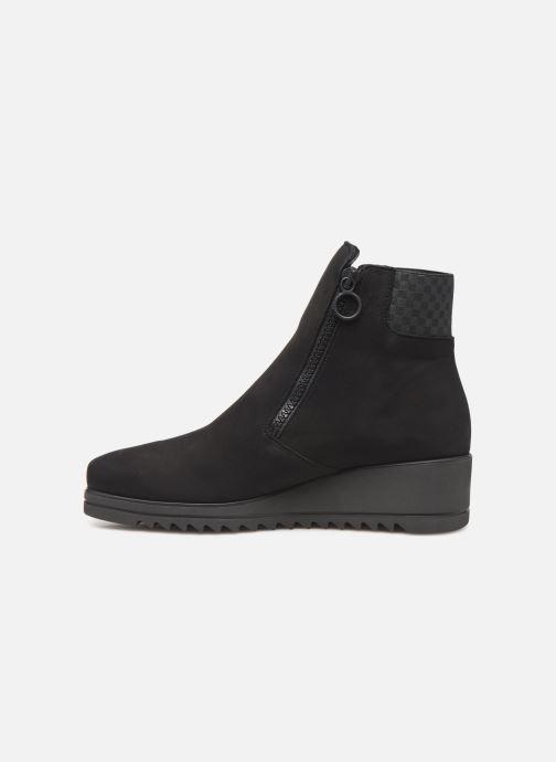 Bottines et boots Hirica Nelly C Noir vue face