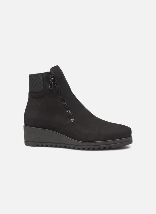 Bottines et boots Hirica Nelly C Noir vue derrière