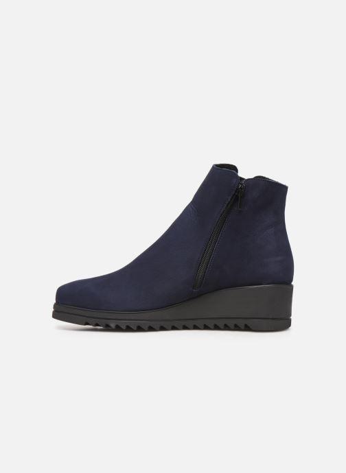 Boots en enkellaarsjes Hirica Naomie C Blauw voorkant