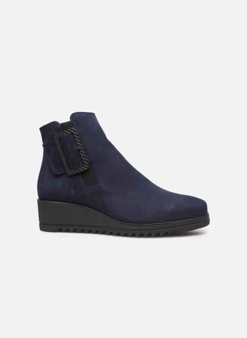 Boots en enkellaarsjes Hirica Naomie C Blauw achterkant