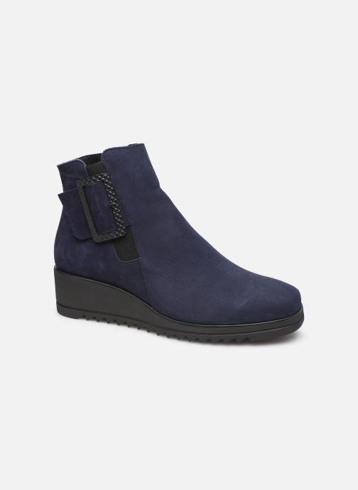 Boots en enkellaarsjes Hirica Naomie C Blauw detail