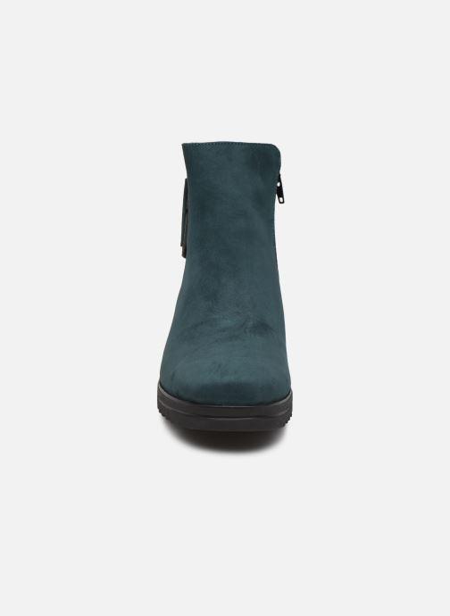 Bottines et boots Hirica Naomie C Vert vue portées chaussures
