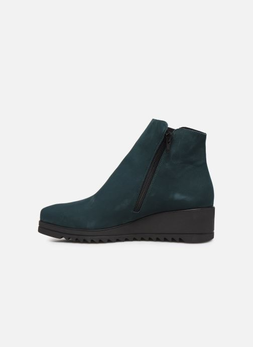 Bottines et boots Hirica Naomie C Vert vue face