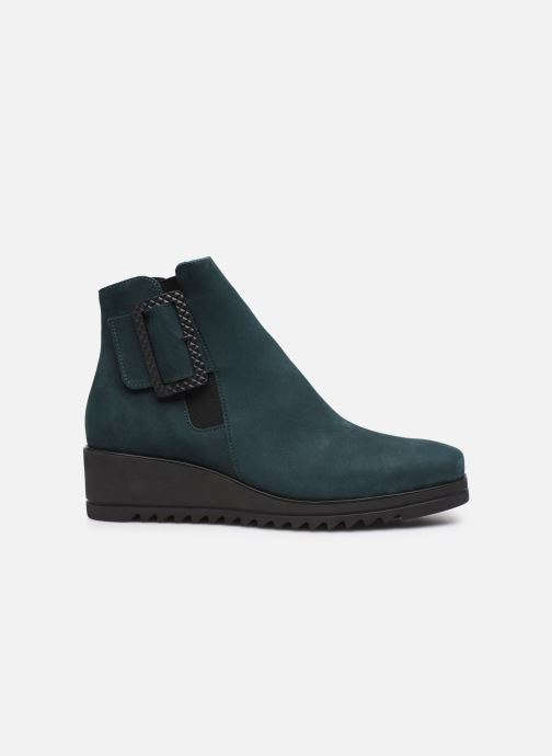 Bottines et boots Hirica Naomie C Vert vue derrière