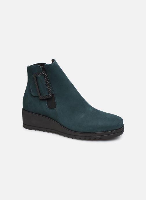 Bottines et boots Hirica Naomie C Vert vue détail/paire