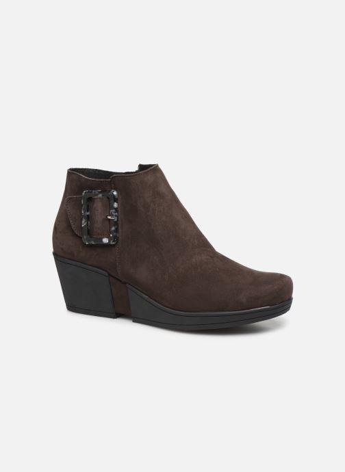 Stiefeletten & Boots Hirica Camelia C braun detaillierte ansicht/modell