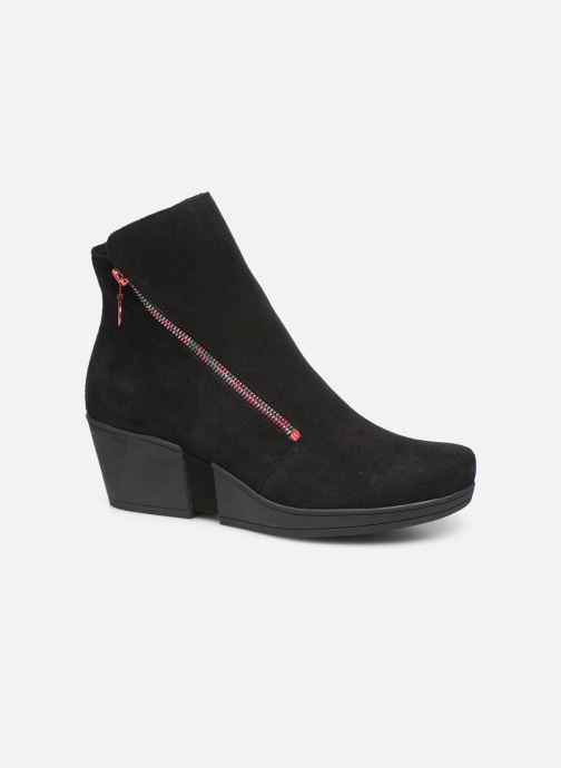 Ankle boots Hirica Christina C Black detailed view/ Pair view