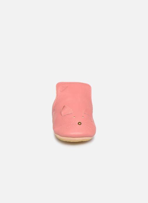 Hjemmesko Easy Peasy Blublu Chat Pink se skoene på