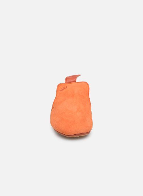 Hjemmesko Easy Peasy Blublu Multi Orange se skoene på