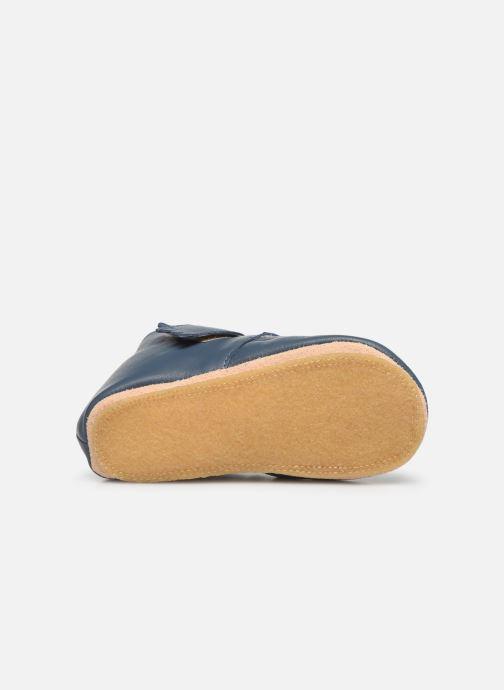 Pantofole Easy Peasy Winterblu Azzurro immagine dall'alto