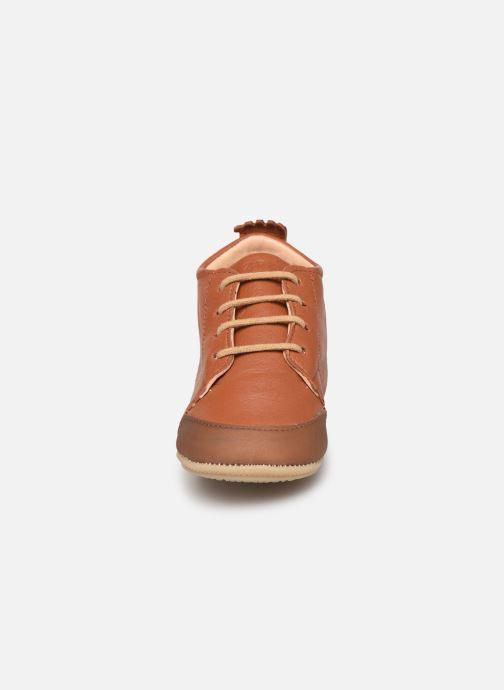 Boots en enkellaarsjes Easy Peasy Igob Bruin model