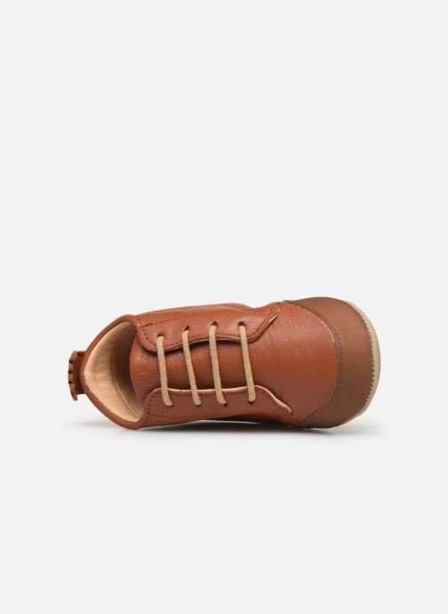 Boots en enkellaarsjes Easy Peasy Igob Bruin links