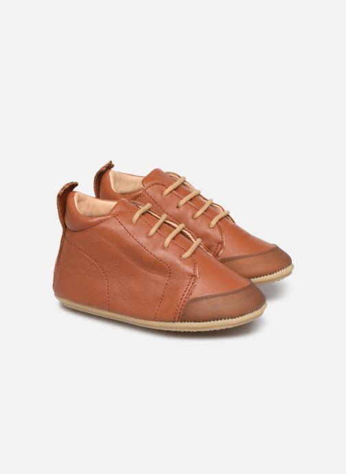 Boots en enkellaarsjes Easy Peasy Igob Bruin detail