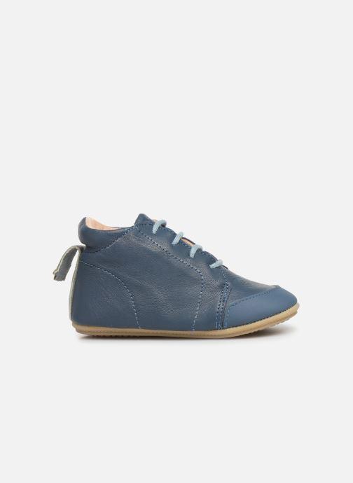 Bottines et boots Easy Peasy Igob Bleu vue derrière