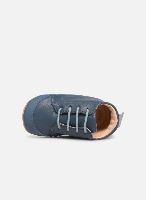Bottines et boots Easy Peasy Igob Bleu vue gauche