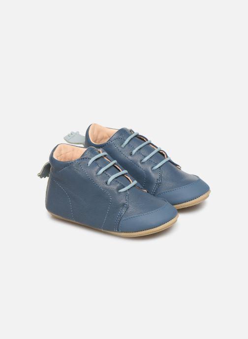 Bottines et boots Easy Peasy Igob Bleu vue détail/paire
