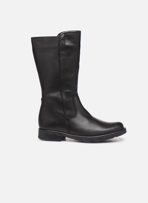 Bottes I Love Shoes BONNIE LEATHER Noir vue derrière