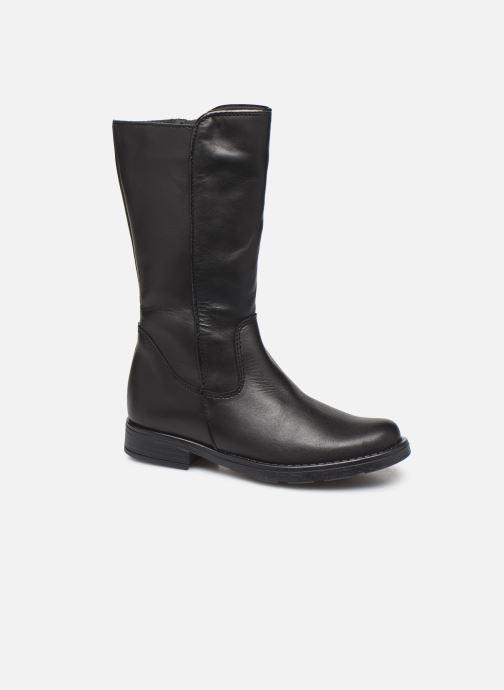 Bottes I Love Shoes BONNIE LEATHER Noir vue détail/paire
