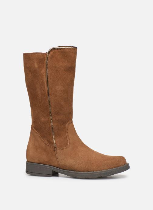 Botas I Love Shoes BONNIE LEATHER Marrón vistra trasera