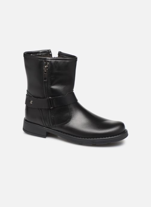 Bottines et boots I Love Shoes BOJANA LEATHER Noir vue détail/paire