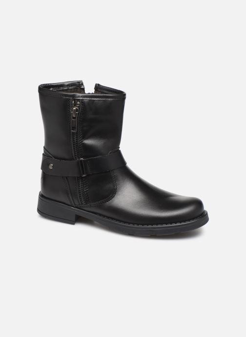 Bottines et boots I Love Shoes BOJANA LEATHER Noir vue détail/paire