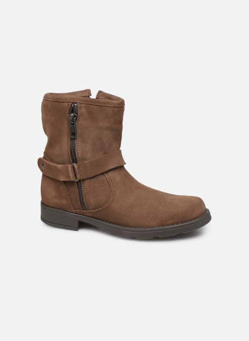 Bottines et boots I Love Shoes BOJANA LEATHER Marron vue détail/paire