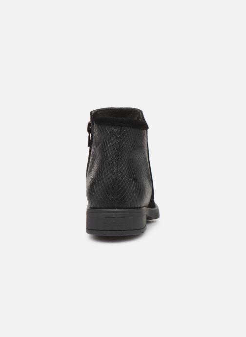 Boots en enkellaarsjes I Love Shoes BOUCHRA LEATHER Zwart rechts