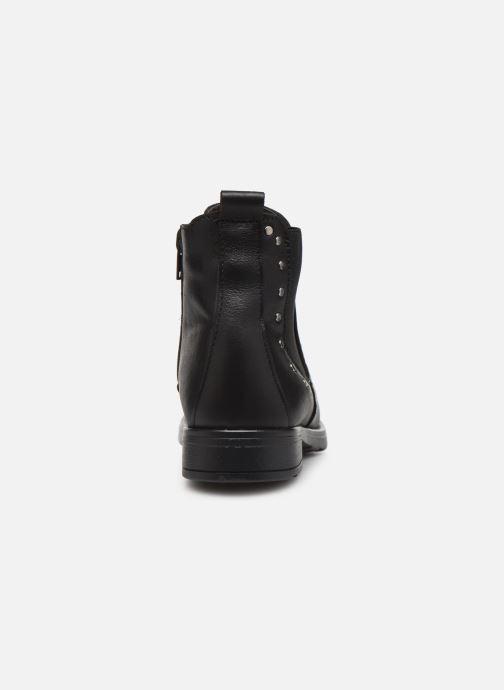 Boots en enkellaarsjes I Love Shoes BONIFACE LEATHER Zwart rechts