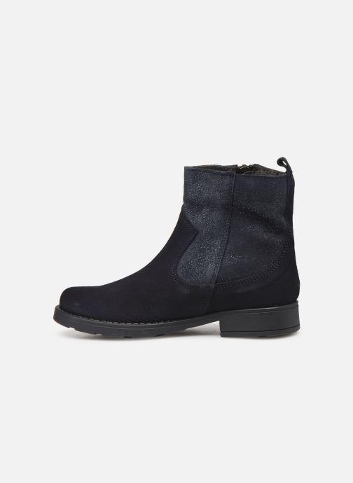 Botines  I Love Shoes BOZENA LEATHER Azul vista de frente
