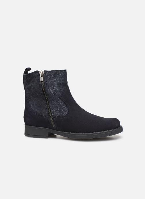 Botines  I Love Shoes BOZENA LEATHER Azul vistra trasera