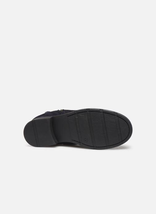 Ankelstøvler I Love Shoes BOZENA LEATHER Blå se foroven