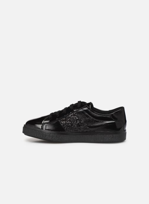 Trainers I Love Shoes BOLFINE LEATHER Black front view