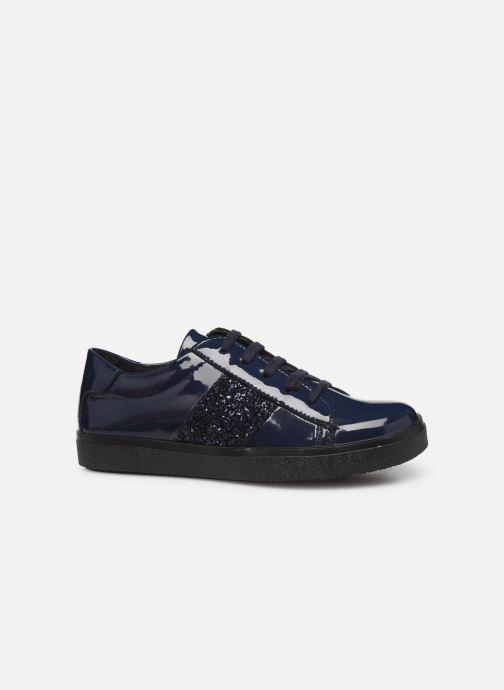 Deportivas I Love Shoes BOLFINE LEATHER Azul vistra trasera