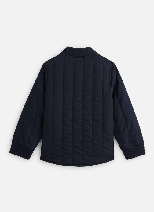 Vêtements Lacoste Blouson enfant Bleu vue bas / vue portée sac