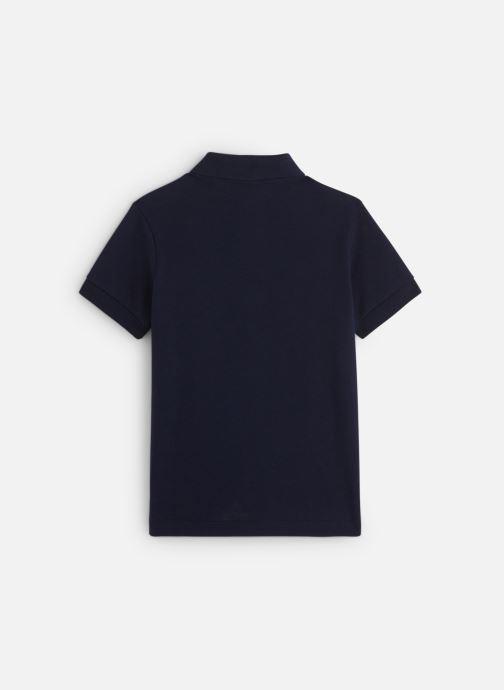 Tøj Lacoste Best Polo MC enfant Blå se forneden