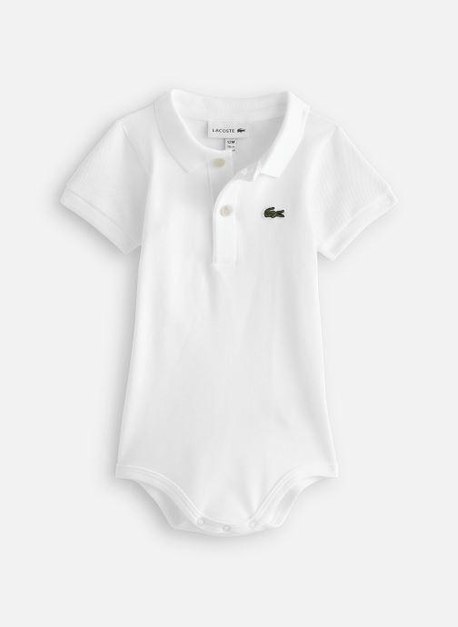 Vêtements Lacoste Ensemble Cadeau Enfant Blanc vue détail/paire