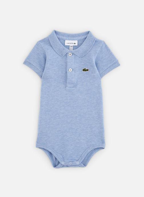 Vêtements Lacoste Ensemble Cadeau Enfant Bleu vue détail/paire