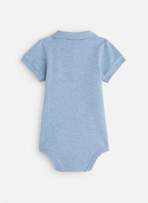 Vêtements Lacoste Ensemble Cadeau Enfant Bleu vue bas / vue portée sac